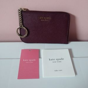 NEW Kate Spade Cameron Card Holder